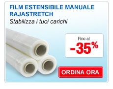 Film estensibile manuale