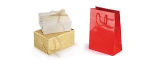 Borse e confezioni regalo
