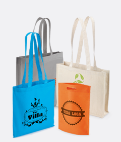 Buste shopper in plastica biodegradabili