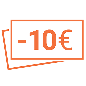 Sconto immediato 10€