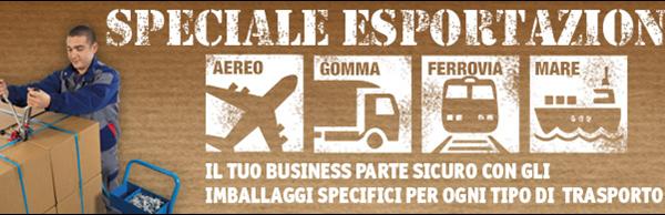 La normativa ISPM15 e gli imballi per le esportazioni