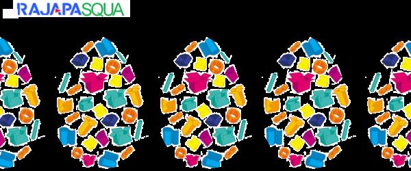 Rajapack augura ai propri clienti buona Pasqua con la spedizone gratuita