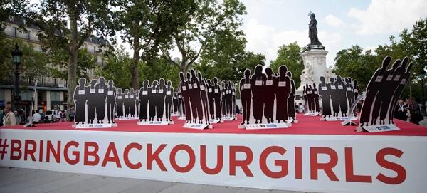 RAJA a favore di #BringBackOurGirls