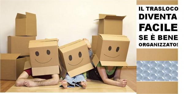 Come traslocare senza stress