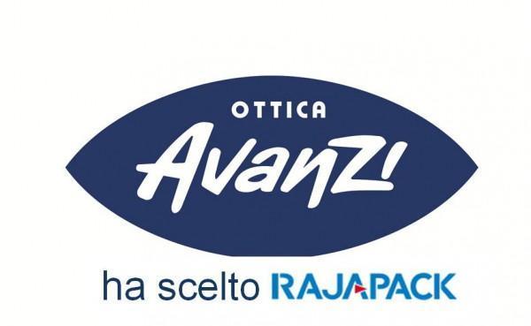 Ottica Avanzi ha scelto Rajapack per gli imballaggi