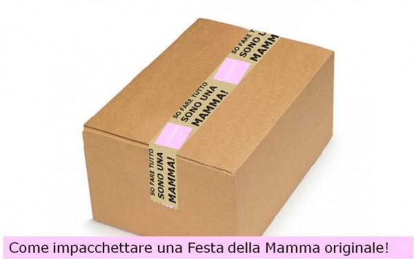 Confezioni personalizzate per la festa della mamma
