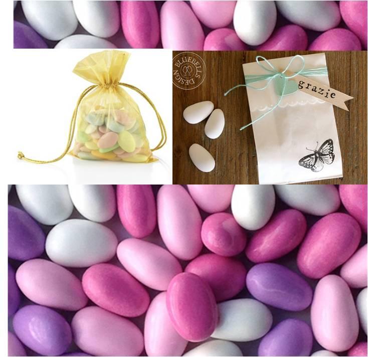 Confezioni per confetti