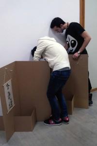 Rajapack dona imballaggi per arte