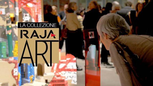 Rajapack raccoglie 100 opere d'arte