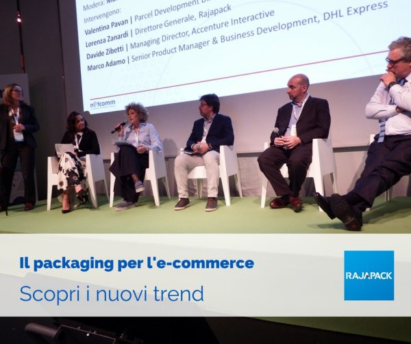 bf75236bbb9d Rajapack racconta i nuovi trend del packaging per l'e-commerce