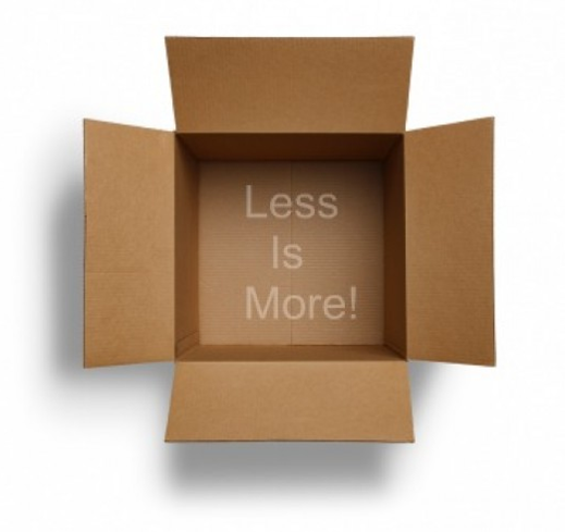 Packaging frustration free