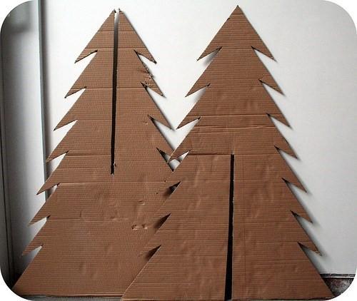 Tutorial albero di Natale step 2