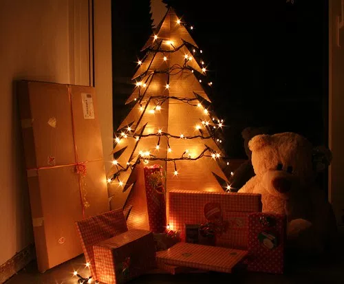 Tutorial albero di Natale step 4