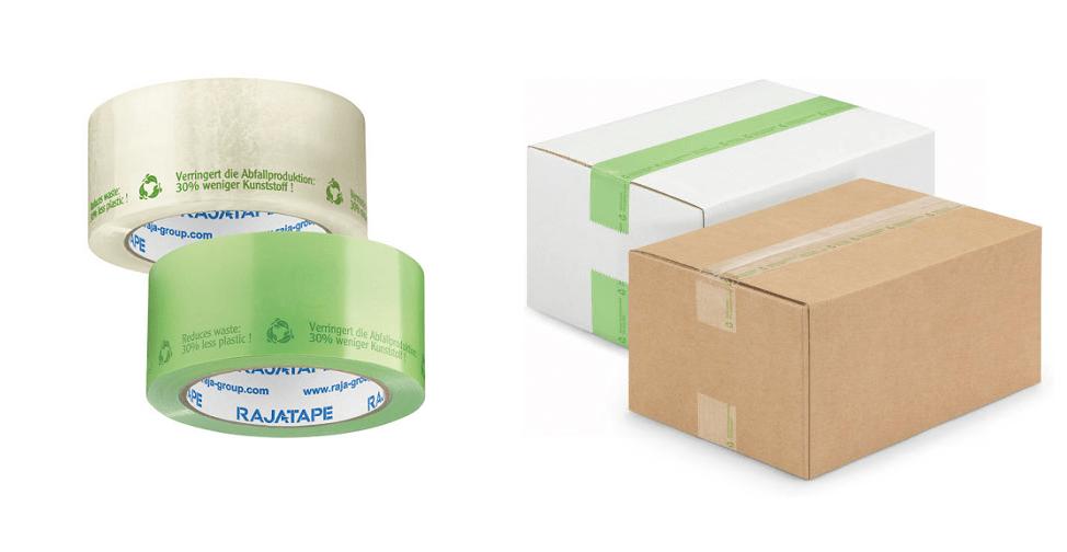 Nastri adesivi in polipropilene silenzoso ecologico AIRTAPE