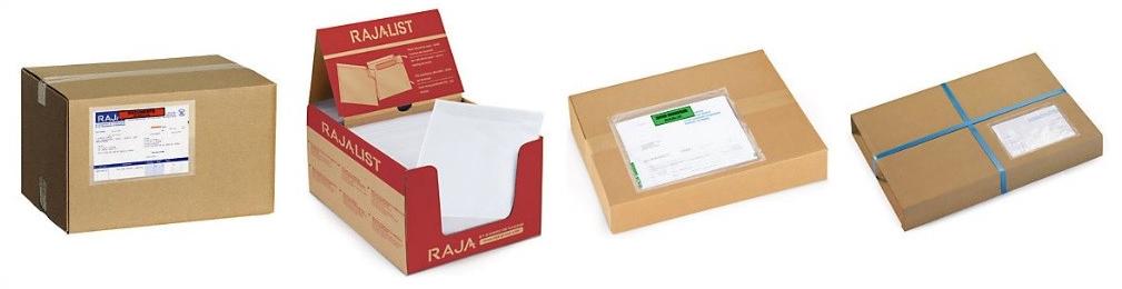 buste adesive porta documenti