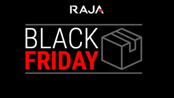 Black Friday RAJA: offerte imballaggi low cost Blog Rajapack