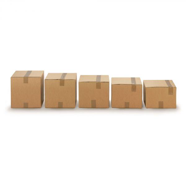 scatole altezza variabile